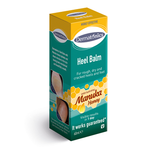 Picture of Dermatonics Heel Balm Manuka 60ml - DMHB060