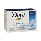 Picture of Dove Cream Bar Soap 4x100g - DOVE12
