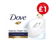 Picture of Dove Soap Cream Bar 100g (Single) - DOVE304
