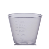 Picture of PK80 30ml Graduated Medicine Cup - DP18659