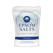 Picture of Elysium Epsom Salts Original 450gm - ELY1000