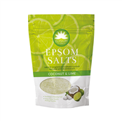 Picture of Elysium Epsom Salts Coconut & Lime 450gm - ELY1022