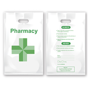 Picture of EMT NHS Pharmacy Carrier Bags - EMTD40