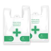 Picture of EMT NHS Vest Pharmacy Carrier Bags - EMTD9