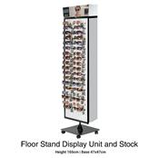 Picture of Foster Grant Floor Standing Unit & Stock - EMTFG9020