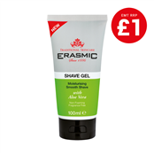 Picture of Erasmic Shave Gel 100ml - ER98413