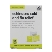 Picture of HS Echinacea Cold & Flu Tablets - F6603