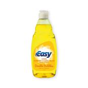 Picture of Easy Washing Up Liquid Lemon 500ml - HOEAS013