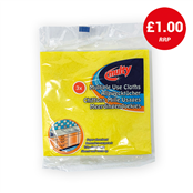 Picture of Multy Mutiple Use Cloths Yellow 1 PMP - HOMUL011