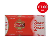 Picture of Imperial Leather Soap Triple Pack 100gr - ILSOP
