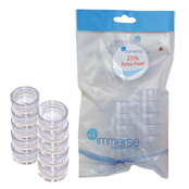 Picture of Immerse 2 x 5 Travel Pots - IMM0402