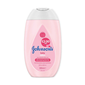 Picture of Johnsons Baby Lotion 300ml PMP - JL3