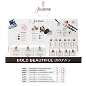 Picture of Julienne Bold Beautiful Brows CDU 42Pcs - JUL799
