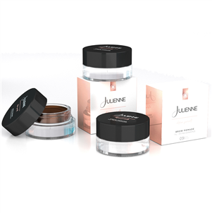 Picture of Julienne Brow Pomade 6g-Dark Brown - JUL800