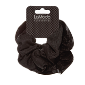 Picture of LM 2 Scrunchies Black - LM3526