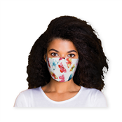 Picture of Reusable Face Covering Butterfly House - MASK11L