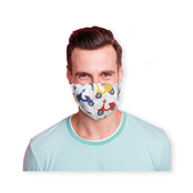 Picture of Scooter Reusable Face Covering 12+Yrs - MASK19L
