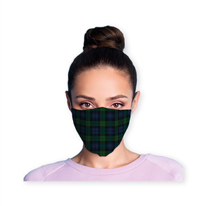 Picture of Reusable Face Covering Tartan - MASK53L