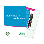 Picture of Medicines In Care Homes Complete Pack - MCH001