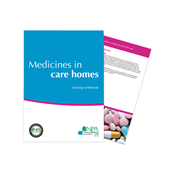 Picture of Medicine In Care Homes Books/Certificate - MCH006