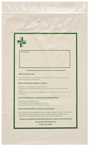 Picture of Polygrip Self Seal Bags 150x230mm - MGB69
