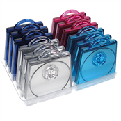 Picture of Compact Mirrors Assorted Colours - MI124R