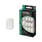 Picture of 24 Short Square Nail Tips & 2g Glue - NNAI007
