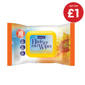 Picture of Nuage Hay Fever Relief Wipes 30's - NUA1049