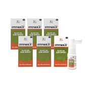 Picture of Otowax Olive Ear Spray 10ml 6 Pieces - OTW001