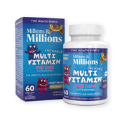 Picture of Millions & Ms Kids Multivits Chewable - P2541