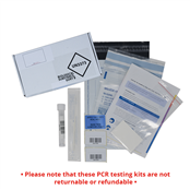 Picture of PCR Testing Kit For Travellers PK40 - PCRKIT40