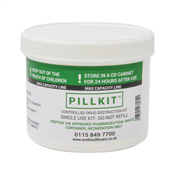Picture of Controlled Drug Destruction Kit 500ml - PILL500