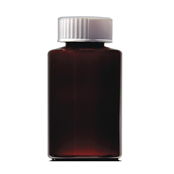 Picture of 100ml Precapped PET Round Tablet Bottles - RE100