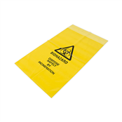 """Picture of Response Biohazard Bags 8""""x12"""" (50) - RES91250"""