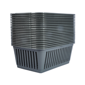 Picture of Medium Baskets Grey/Silver Packs Of 20 - S03M091