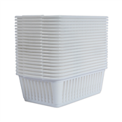 Picture of Medium Baskets White Packs Of 20 - S03M094