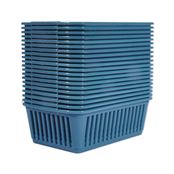 Picture of Small Baskets Blue Packs Of 20 - S03S095