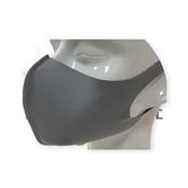 Picture of Grey Adult Spandex Mask Pk3 - SAF25