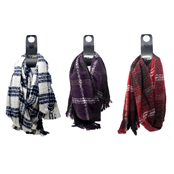 Picture of Blanket Scarves Assorted - SCARF01E