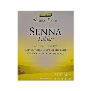 Picture of Senna Tablets 20s (Licenced) - SEN001