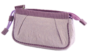 Picture of Lilac Jacquard Gusset Purse - SF6077S