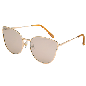 Picture of Foster Grant FF 20 15 Gold Sunglasses - SFGF20104EMT