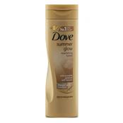 Picture of Dove Glow Tan Lotion Fair-Medium 250ml - SUDOV051