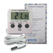 Picture of Digital Fridge Thermometer UKAS CAL CERT - TH018FRCERT