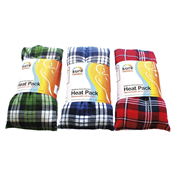 Picture of Tartan Covered Heat Pack - TH19939