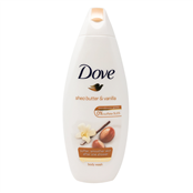Picture of Dove Body Wash Shea Butter 250ml - TODOV570
