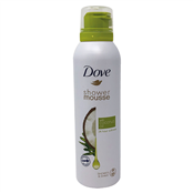 Picture of Dove Shower Mousse Coconut Oil 200ml - TODOV998