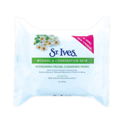 Picture of St Ives Facial Refreshing Wipes 35's - TOSTI121