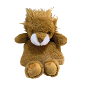 Picture of Plush Microwavable Lion Heat Pack - WARM64